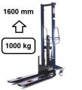 Hochhubwagen  1600 mm 1000 Kg