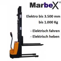 Hochhubwagen elektrisch (Voll elektrisch)