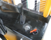 Hochhubwagen elektrisch 1600 mm